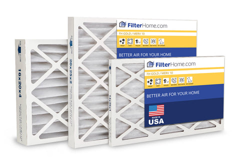 FilterHome Gold MERV 10 Air Filter