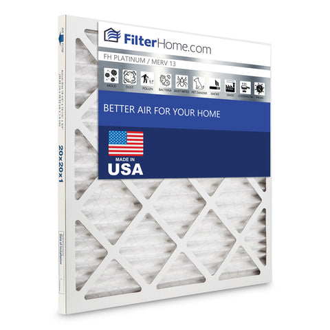 FilterHome Platinum MERV 13 Air Filter Subscription