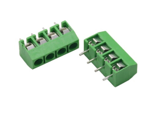 Screw PCB Terminal Block Connector 5mm Pitch
