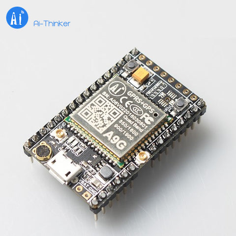 A9 GPS+GPRS+GSM development board