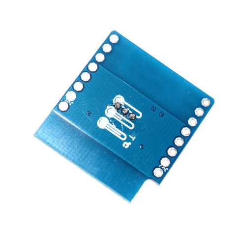DS18B20 Temperature Sensor Shield For Wemos D1 Mini-Transweb Electronics