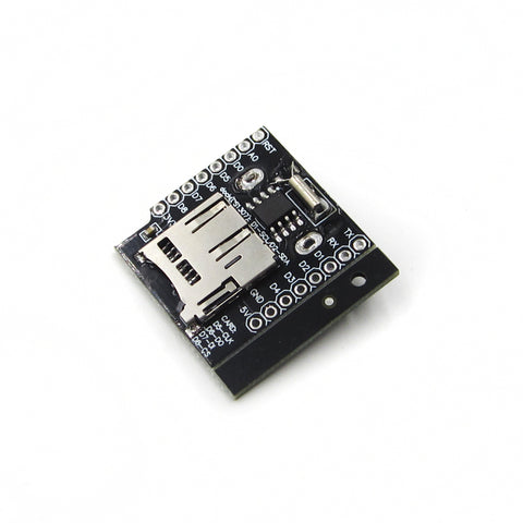 Wemos D1 Mini Data Logger Shield + RTC DS1307-Transweb Electronics
