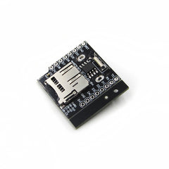 Wemos D1 Mini Data Logger Shield + RTC DS1307