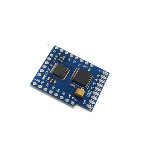 Motor Shield for Wemos D1 mini-Transweb Electronics
