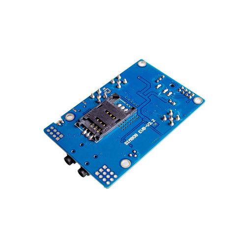 SIM808 Module GSM GPRS GPS Development Board IPX SMA with GPS Antenna