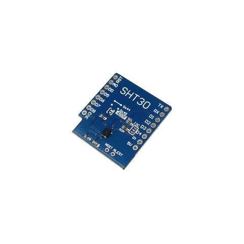 SHT30 Shield For WeMos D1 Mini-Transweb Electronics