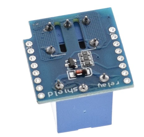 Wemos D1 Mini Relay Shield-Transweb Electronics