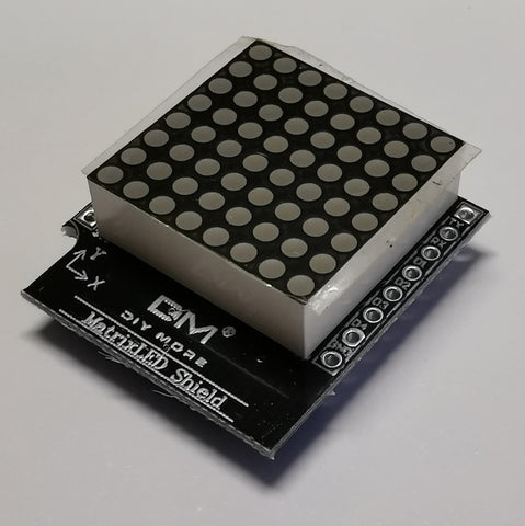Matrix LED Shield For WEMOS D1 Mini