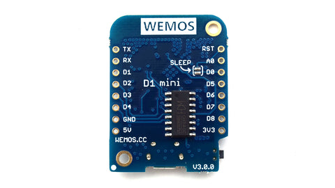 WEMOS D1 Mini 4M-Transweb Electronics