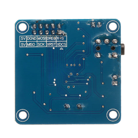 VS1053 MP3 MODULE DEVELOPMENT BOARD