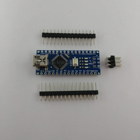 Arduino Nano - Compatible (New USB CH340)-Transweb Electronics