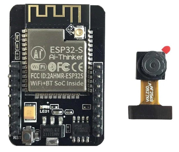 ESP32-Cam WiFi Bluetooth ESP32 Camera Module Development Board