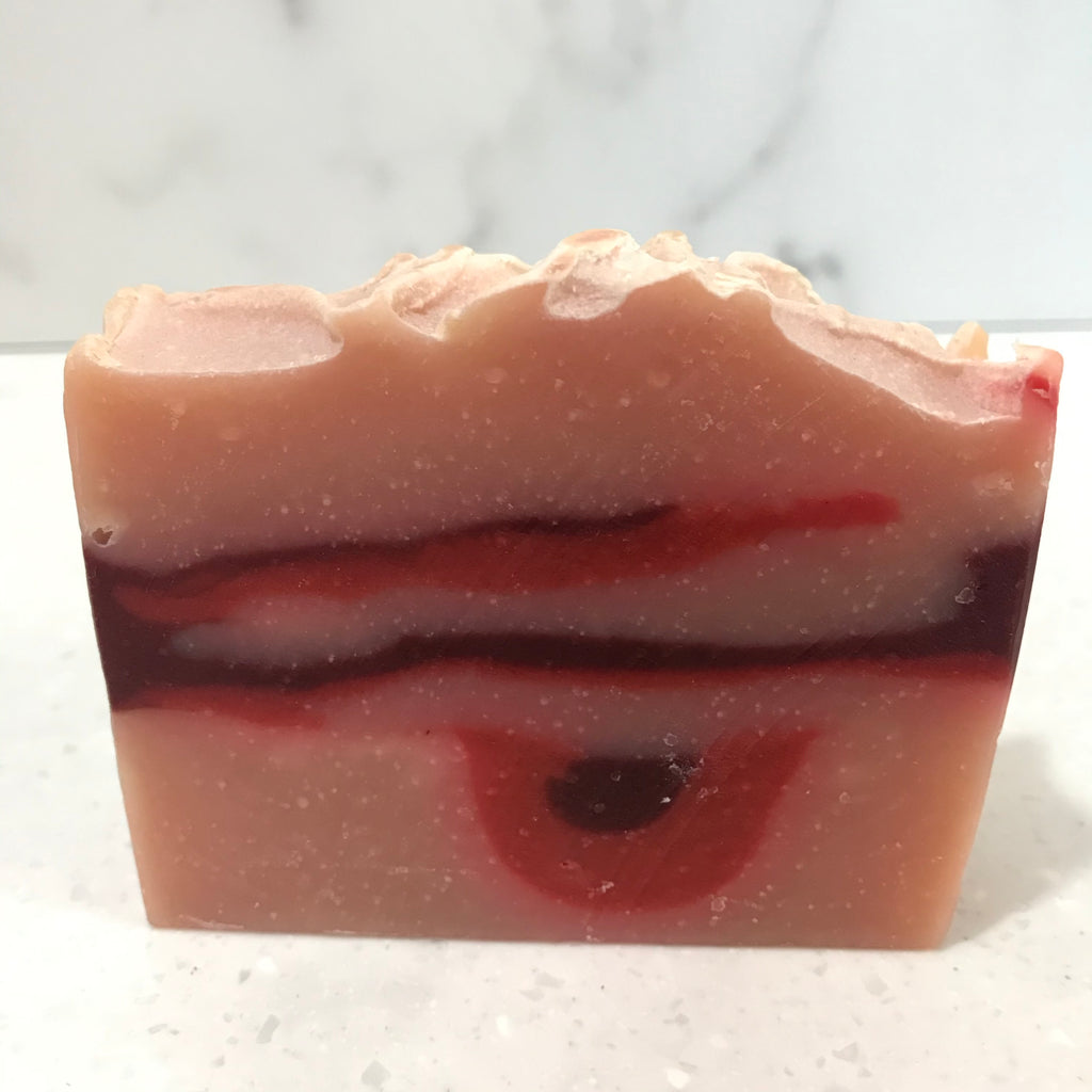 Soap Bar- Berry Pie & Bubbly