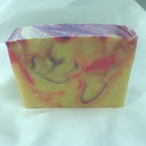 Soap Bar- Cactus Flowers