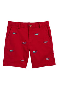 RED BASKETBALL SHORTS