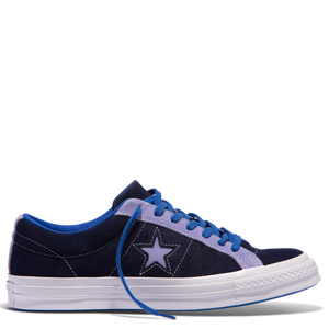 One Star Carnival Low Top Eclipse Twilight Pulse