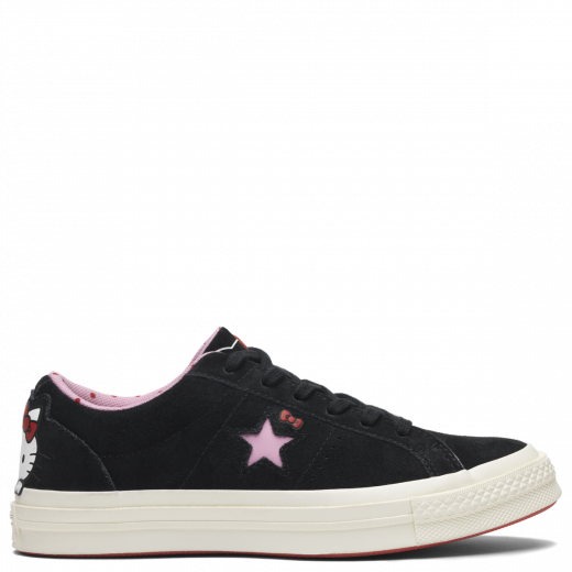 Converse X Hello Kitty One Star Low Top