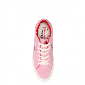 Converse X Hello Kitty One Star Low Top Prism Pink