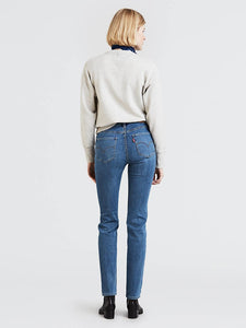 724 High Rise Straight Jeans - Into The Groove