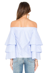 Endless Rose Blue top