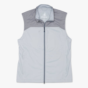 LOWRY DOUBLE-ZIP SOFT SHELL VEST