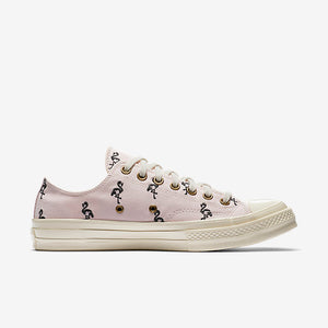CONVERSE CHUCK 70 PREP EMBROIDERY LOW TOP