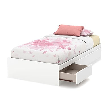 South Shore Callesto Twin Mates Bed