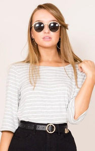 Stripe Tops