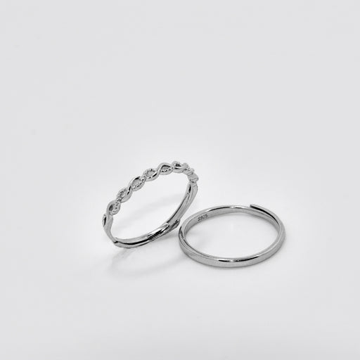 Simple Everyday Stackable Ring Set