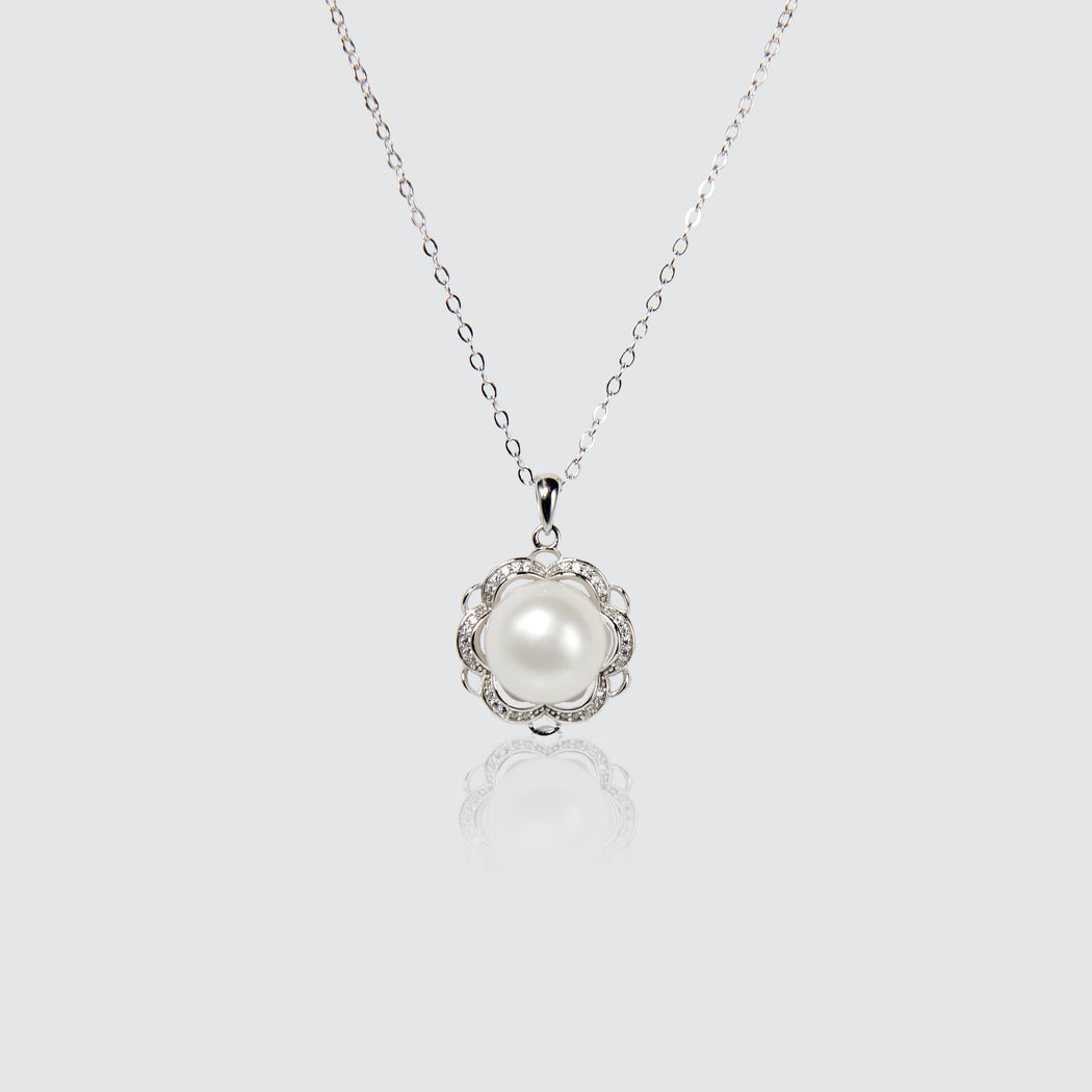 Elegant Fresh Water Pearl Necklace