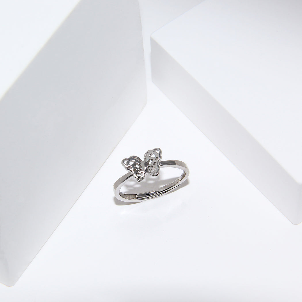 Simple Butterfly Ring