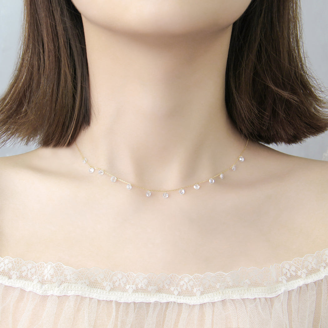 Simple Dainty Stackable Necklace