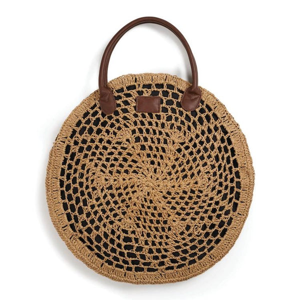Brixton Amalie Bag - Dark Tan