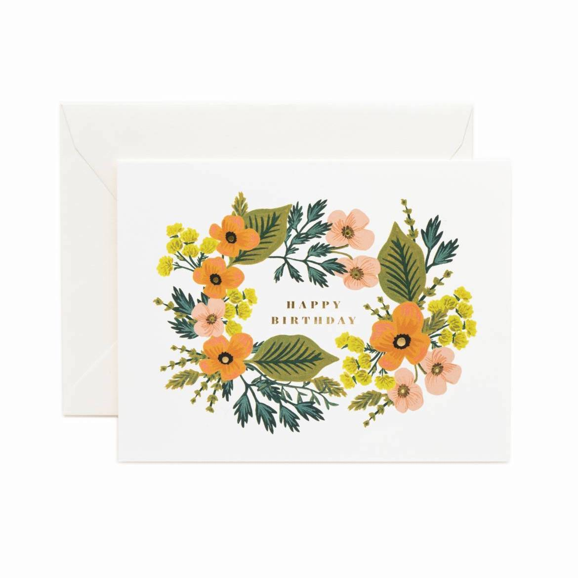 Bouquet Card Set - Rifle Paper Co.