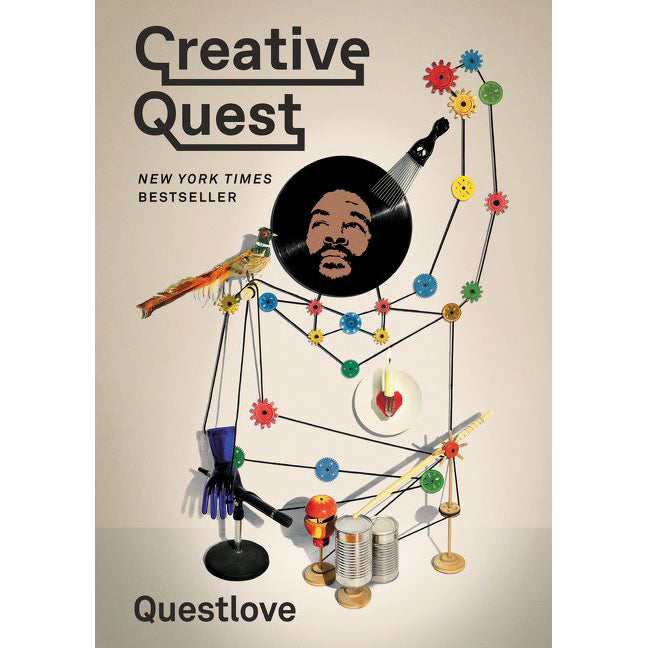 Creative Quest by Questlove - HarperCollins
