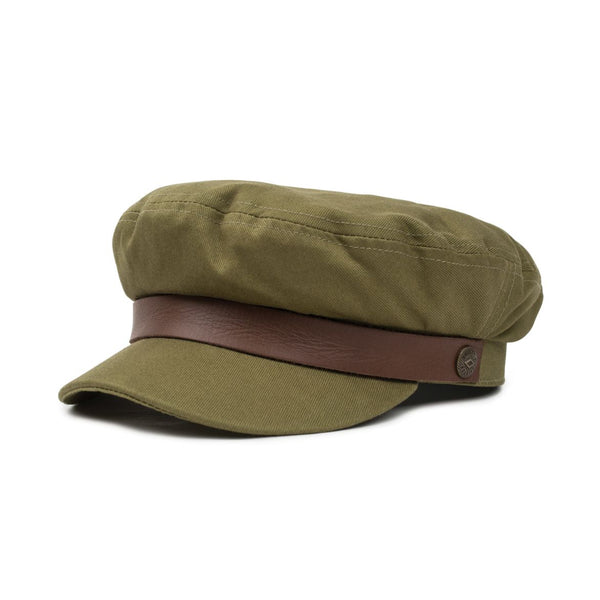 df6894a6c7079 ... discount spain fiddler cap in army green brixton cbe7d 9adc5 1eb51 230fe