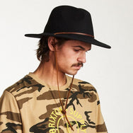 Field Hat in Black for Men - Brixton