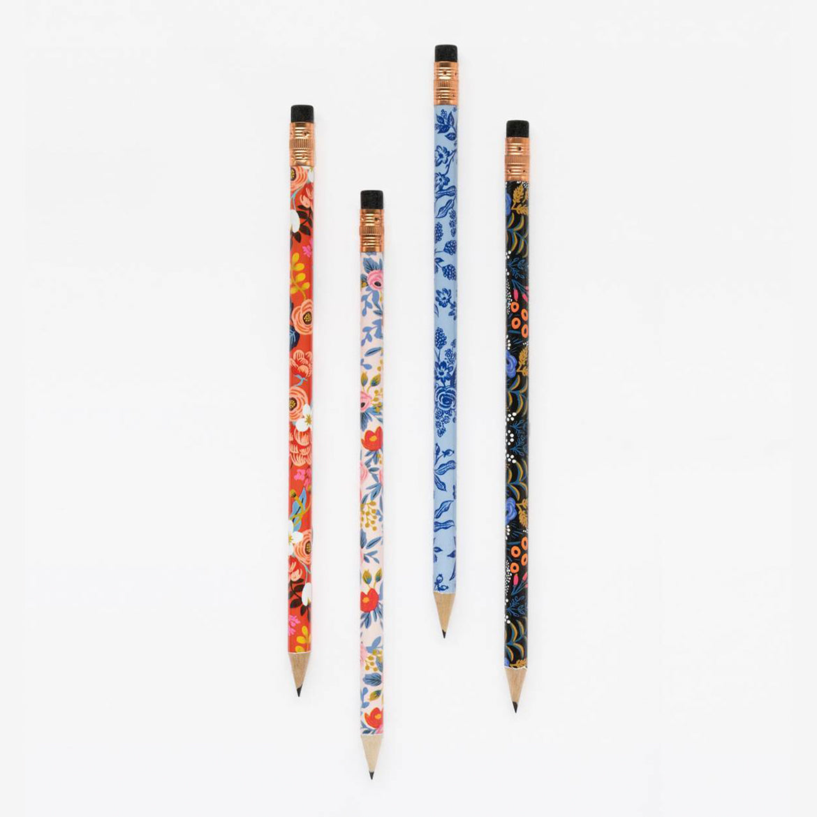 Floral Pencil Set - Rifle Paper Co.