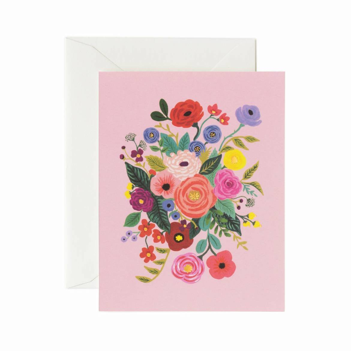 Garden Party Card Set - Rose Card - Rifle Paper Co.