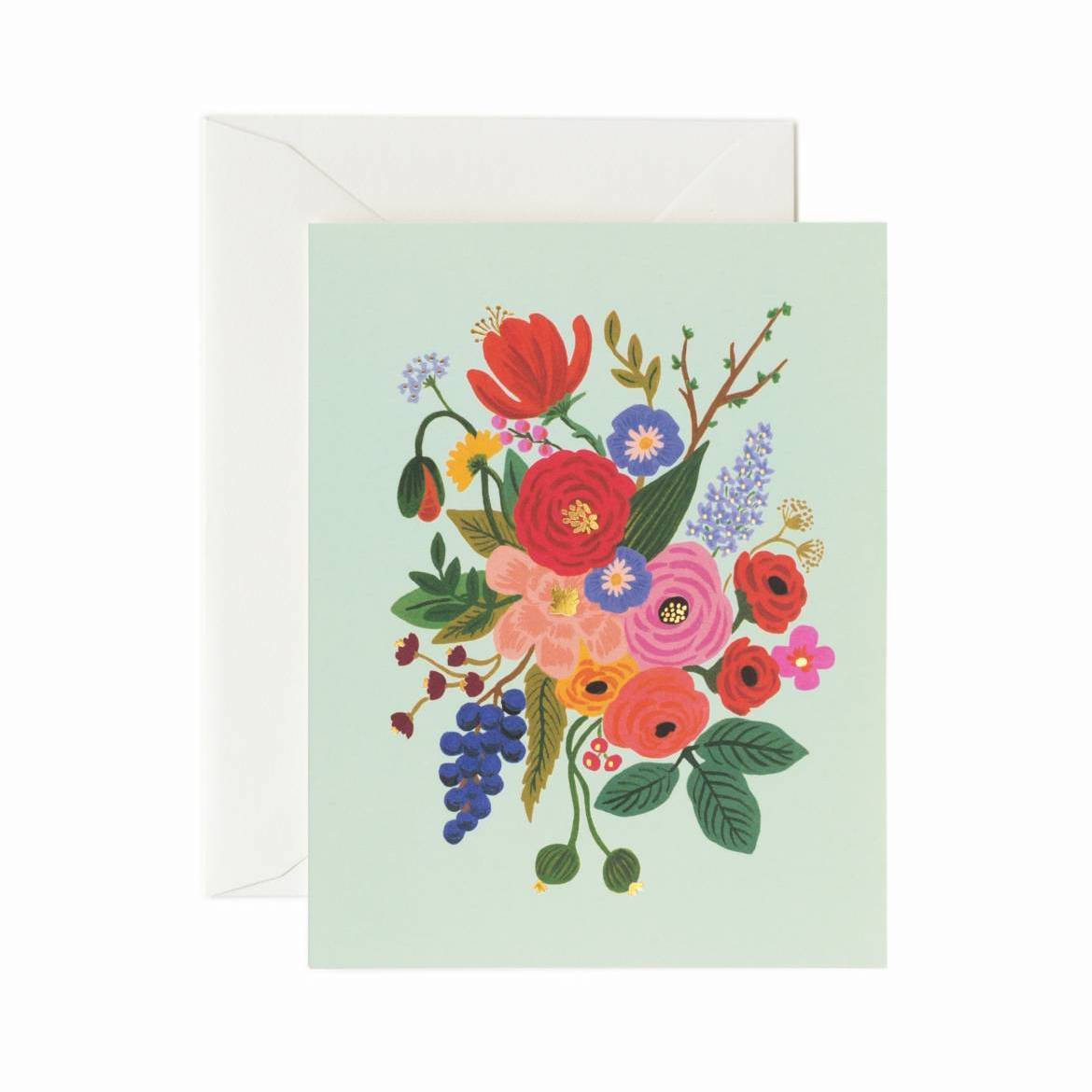Garden Party Card Set - Mint Card - Rifle Paper Co.