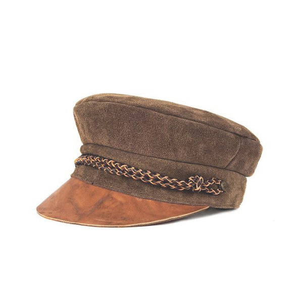 Brixton Kayla Cap - Brown
