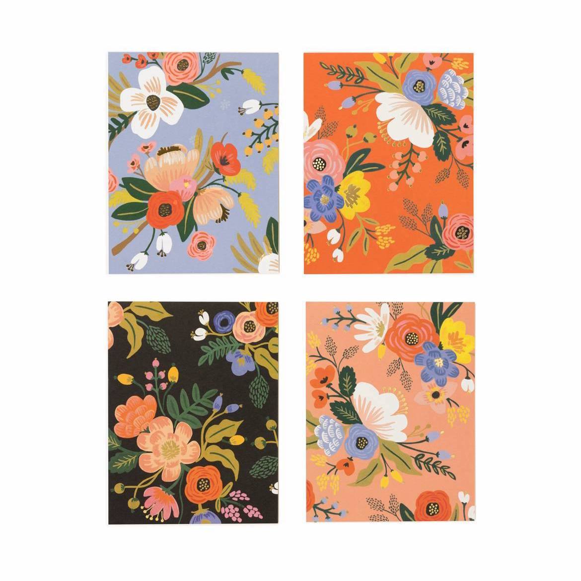 Lively Floral Card Set - Rifle Paper Co.
