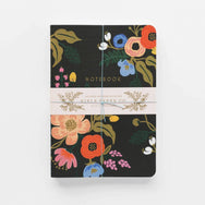 Lively Floral Notebook Set - Rifle Paper Co.