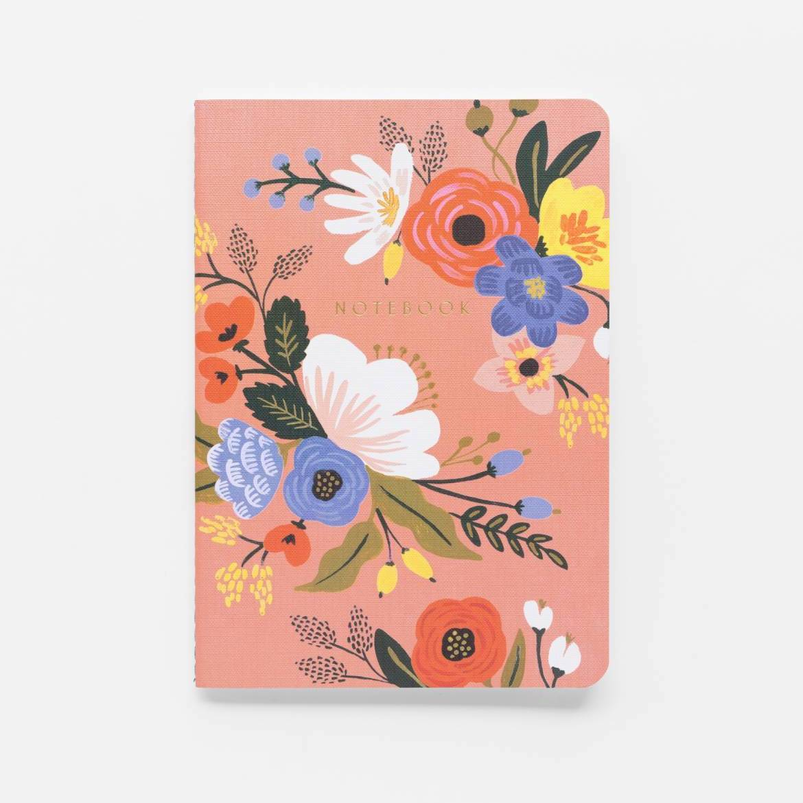 Lively Floral Notebook Set - Pink - Rifle Paper Co.