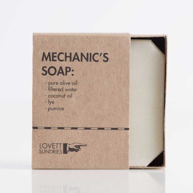 Lovett Sundries Mechanic's Soap