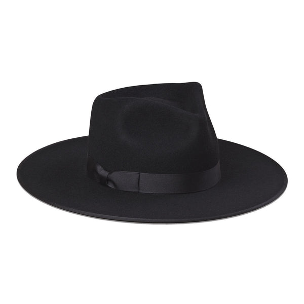 Noir Rancher Hat - Lack of Color