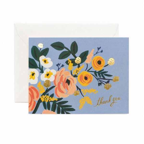 Robin Thank You Card Set - Rifle Paper Co.