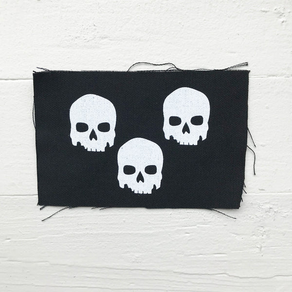 Skulls Patch - CommonWealth Press