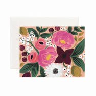 Vintage Blossom Card Set - Peach - Rifle Paper Co.