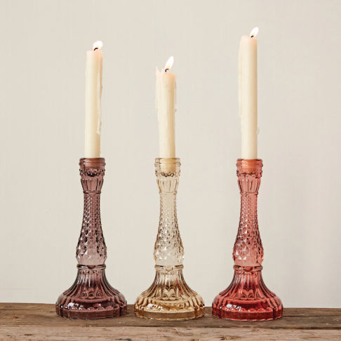 Whitney Taper Candle Holder - 8.5 in. high